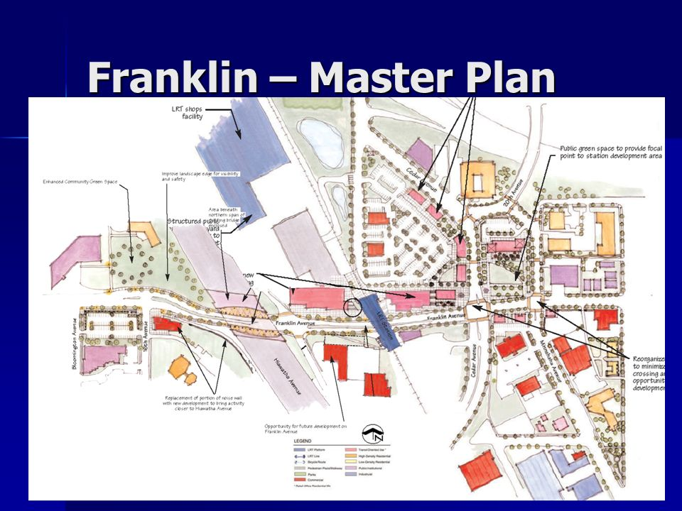 Franklin – Master Plan