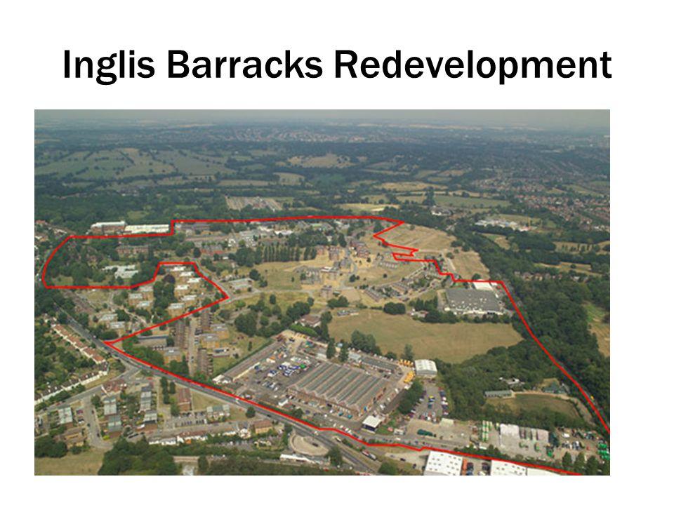 Inglis Barracks Redevelopment