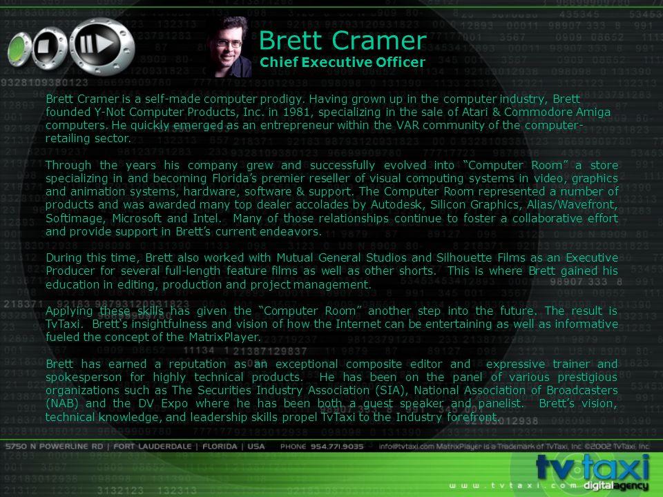 Dan Beyer is a 20-year veteran of Video & Multi-Media Production.