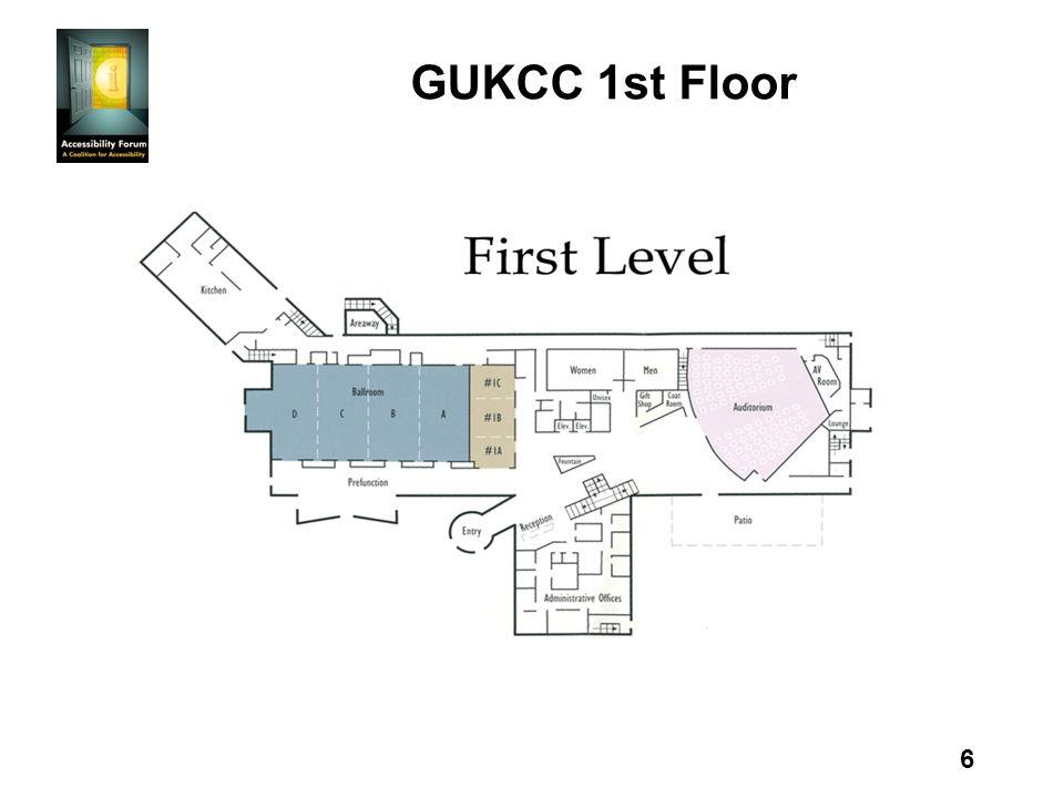 6 GUKCC 1st Floor