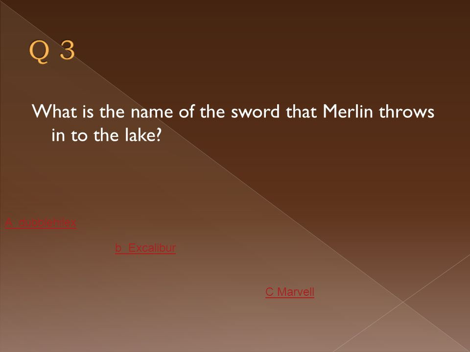 Does Merlin kill Uther ? yes
