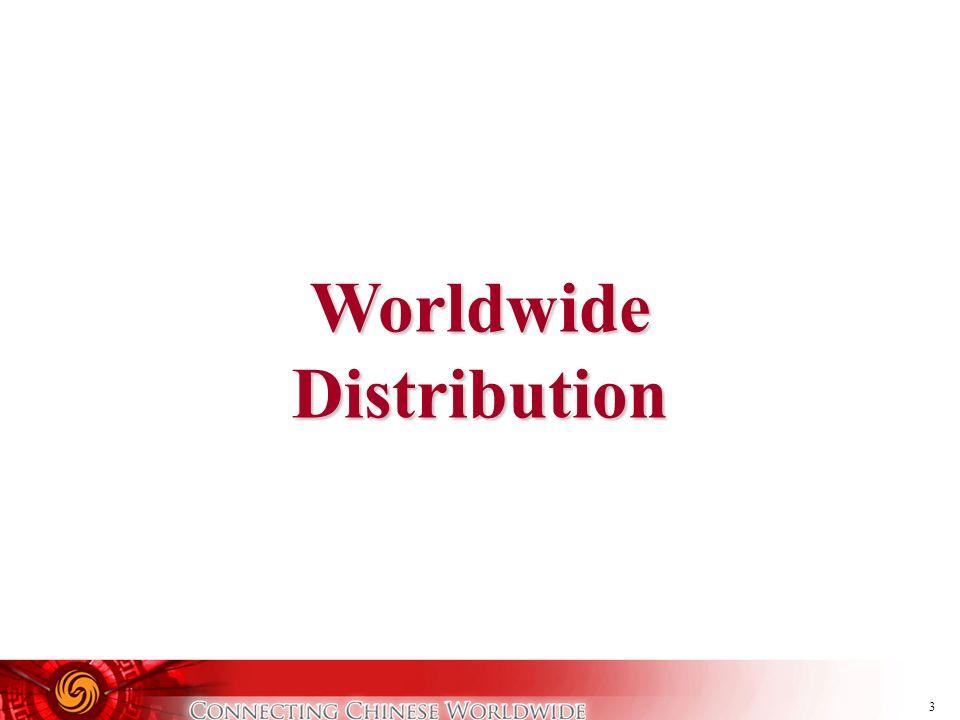 3 WorldwideDistribution