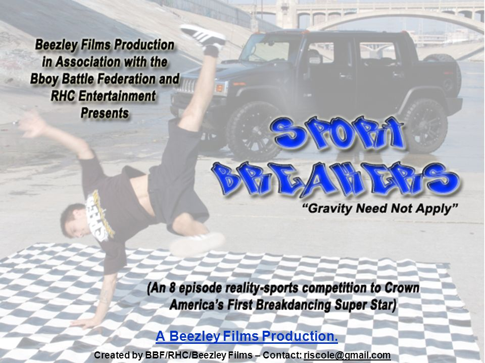 A Beezley Films Production. Created by BBF/RHC/Beezley Films – Contact: riscole@gmail.com