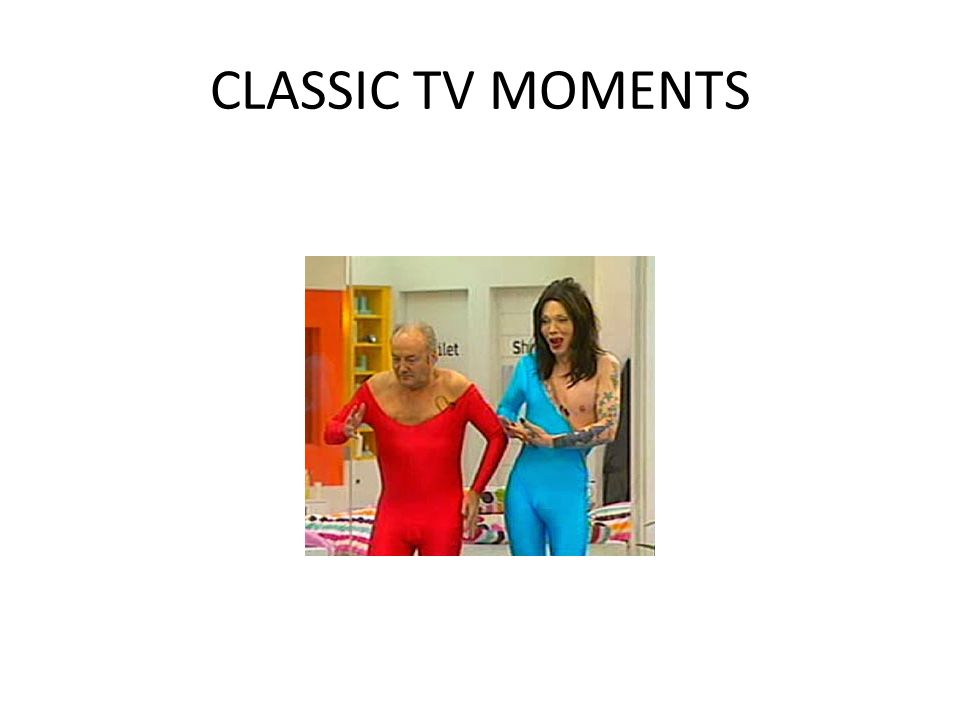 CLASSIC TV MOMENTS
