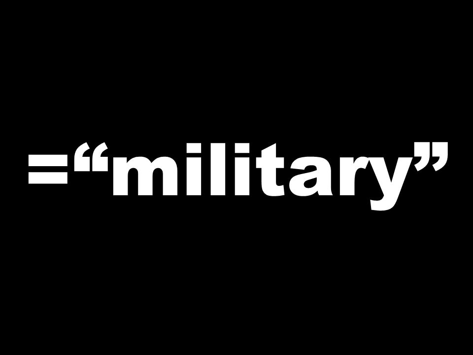 =military