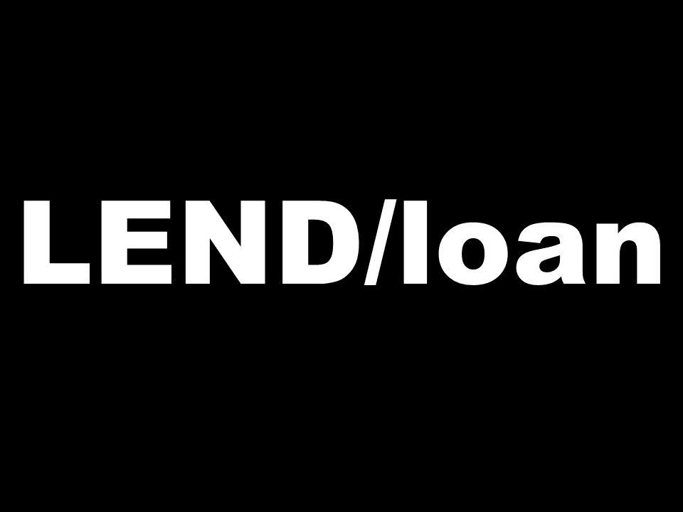 LEND/loan