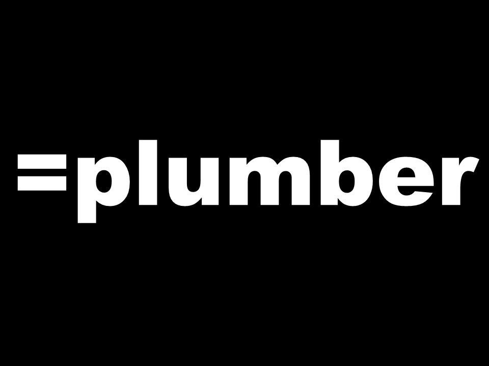 =plumber
