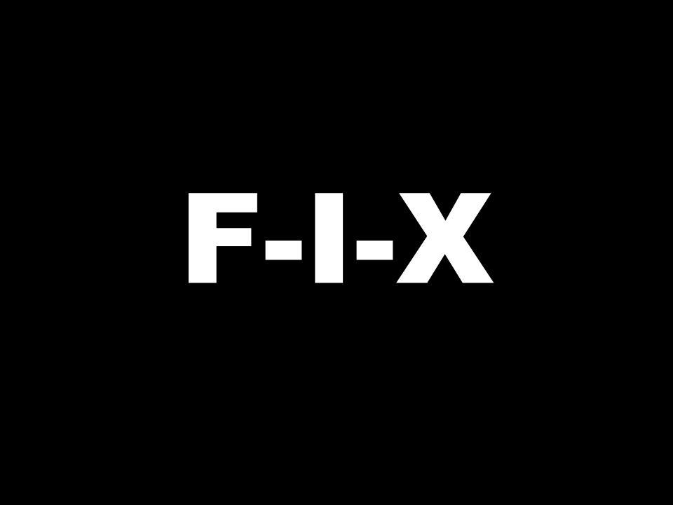 F-I-X