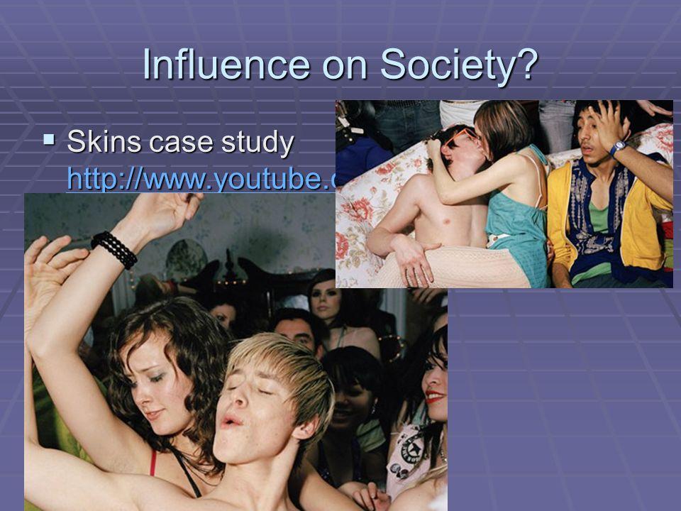 Influence on Society.