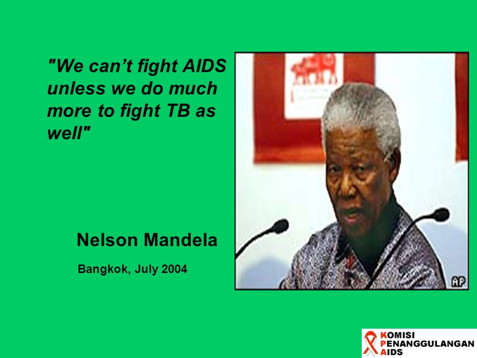 Gaps in National Data on TB/HIV Co-infection Such data gaps will affect: Strategies for medication and treatment for co-infection.