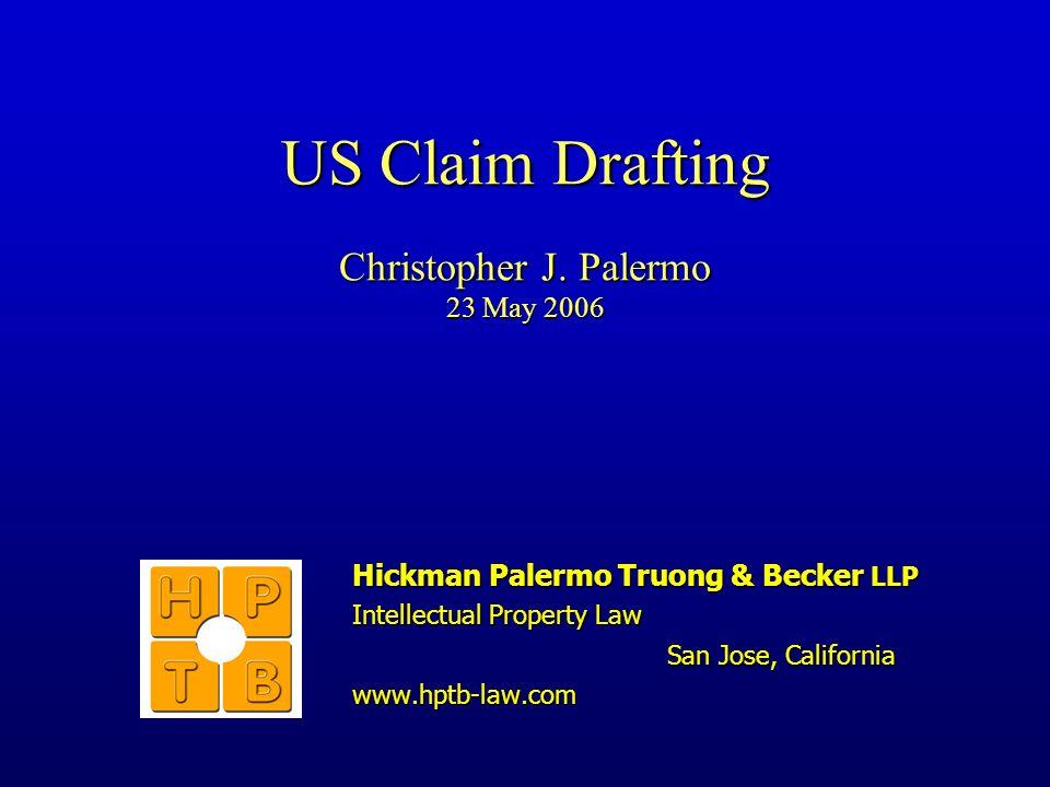 US Claim Drafting Christopher J.