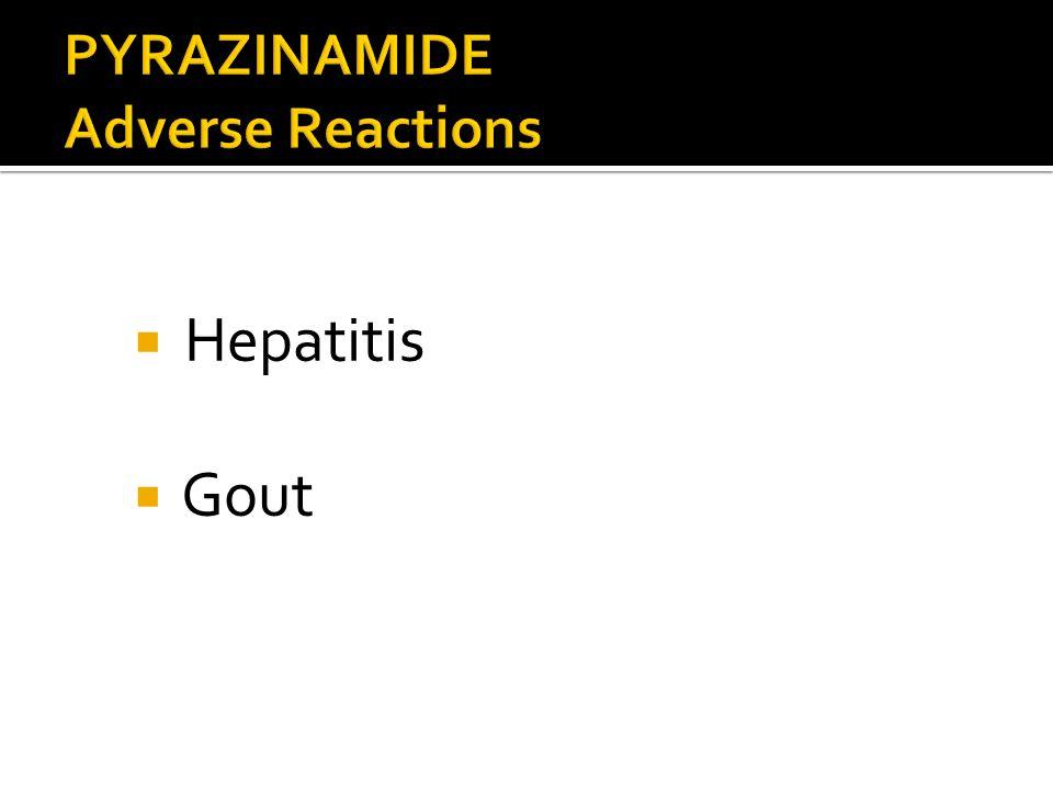 Hepatitis Gout