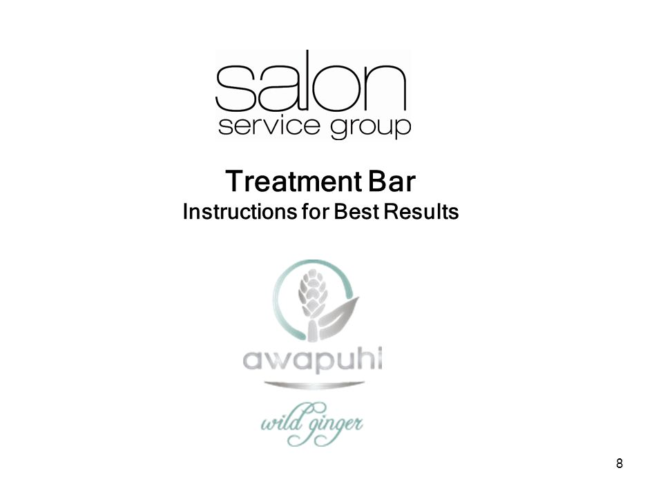 8 Treatment Bar Instructions for Best Results