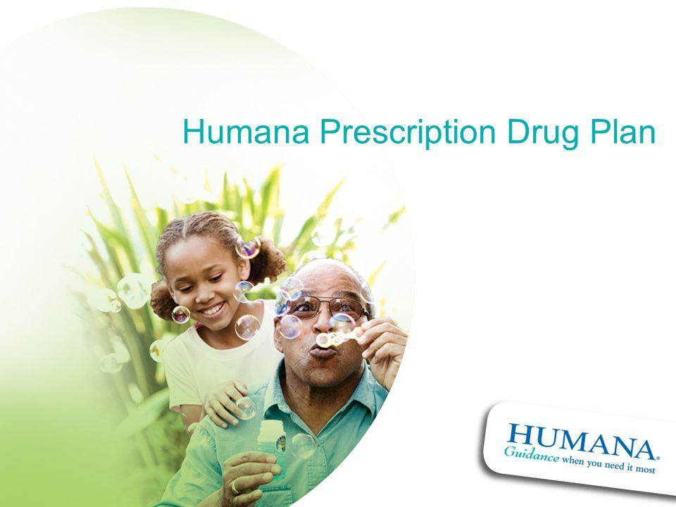 Humana Prescription Drug Plan