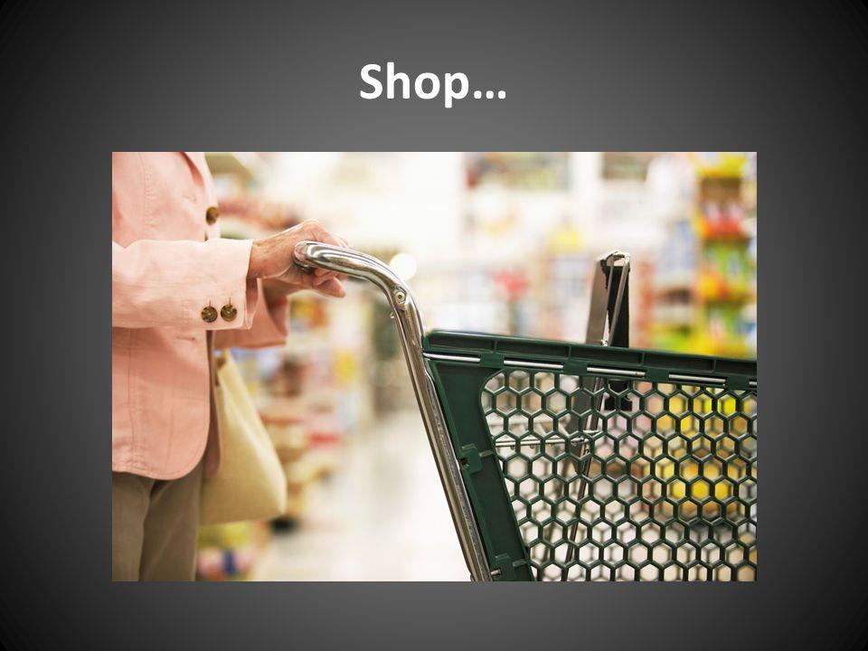 Shop…