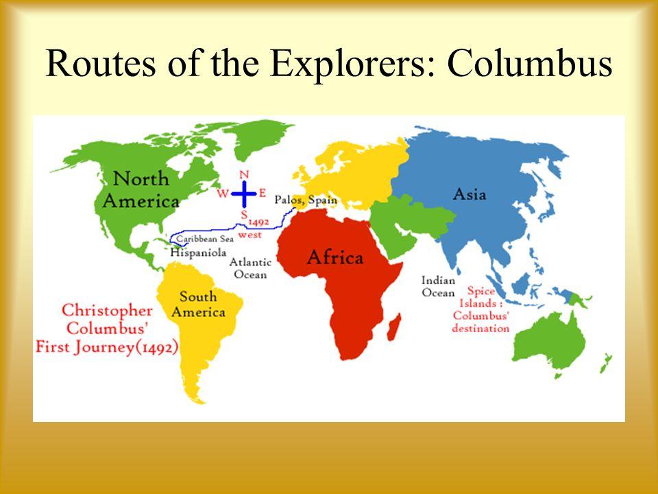 Routes of the Explorers: de Soto