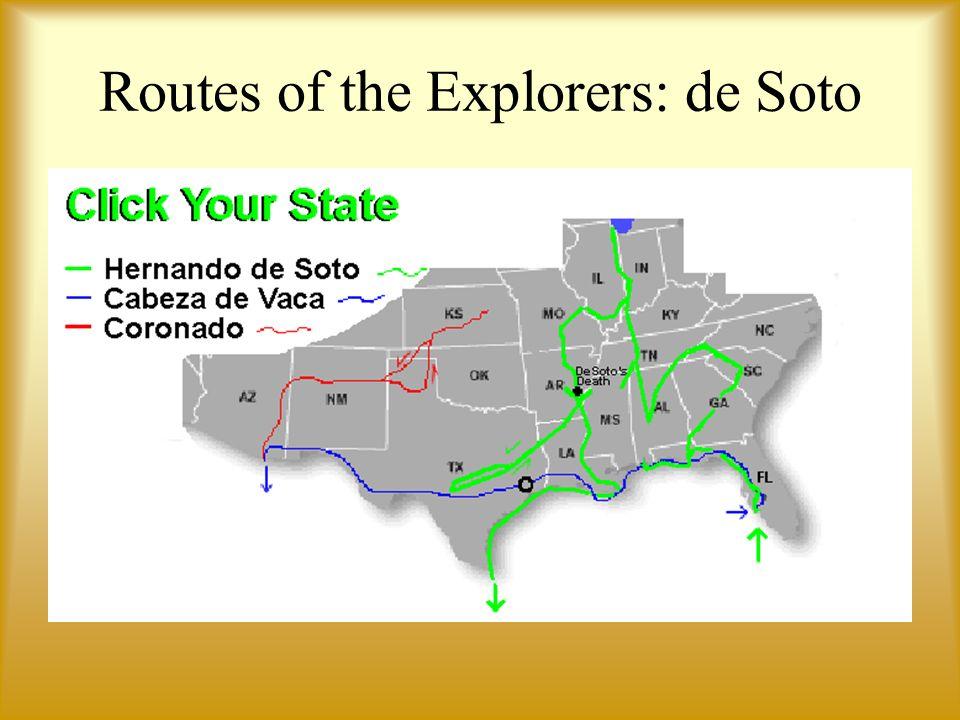 Routes of the Explorers: Balboa