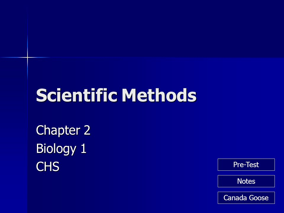 Canada Goose womens online discounts - Scientific Methods Chapter 2 Biology 1 CHS Pre-Test Canada Goose ...