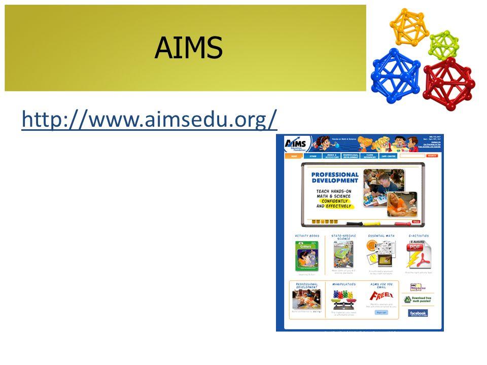 AIMS http://www.aimsedu.org/