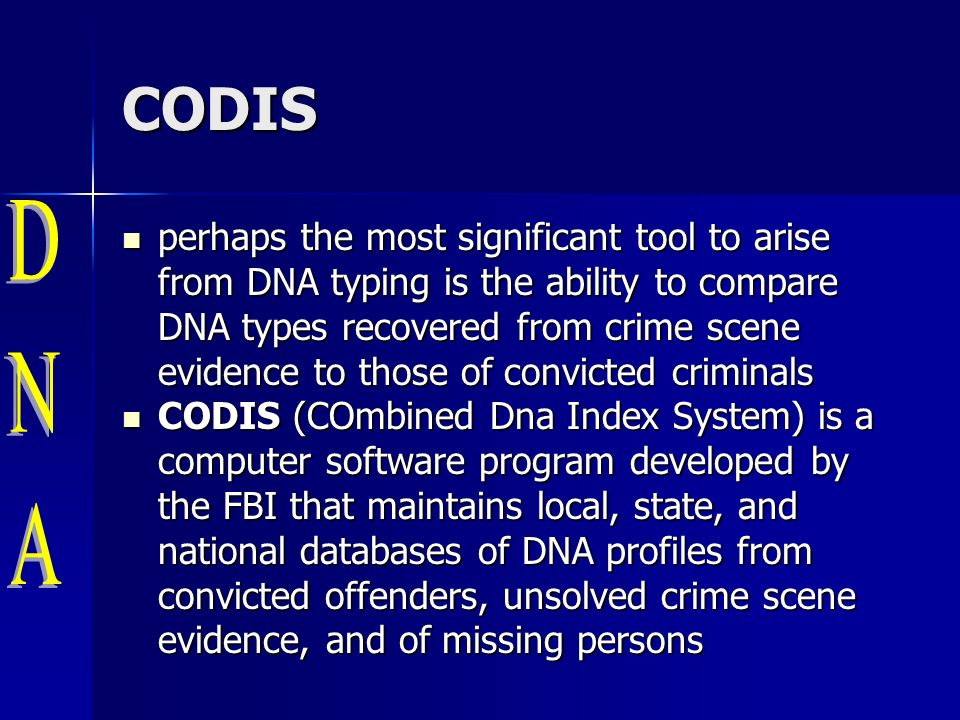 bands and widths are significant in matching samples of DNA bands and widths are significant in matching samples of DNA DNA fingerprinting can (a) mat