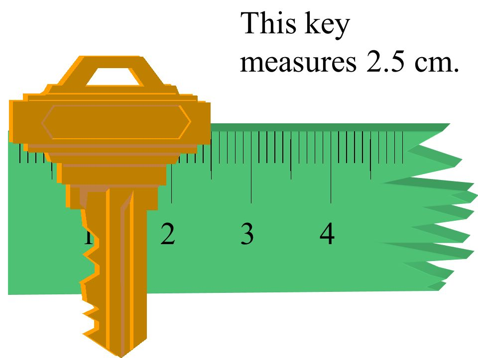 1234 Or you could say that it measures 30 mm.