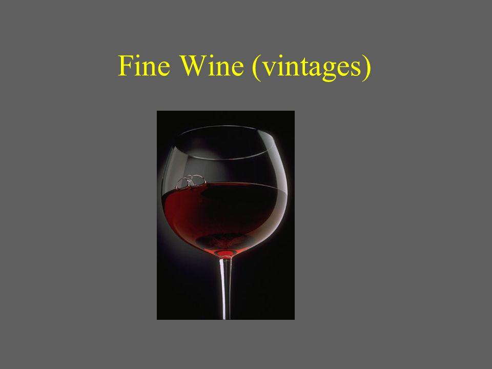 Fine Wine (vintages)