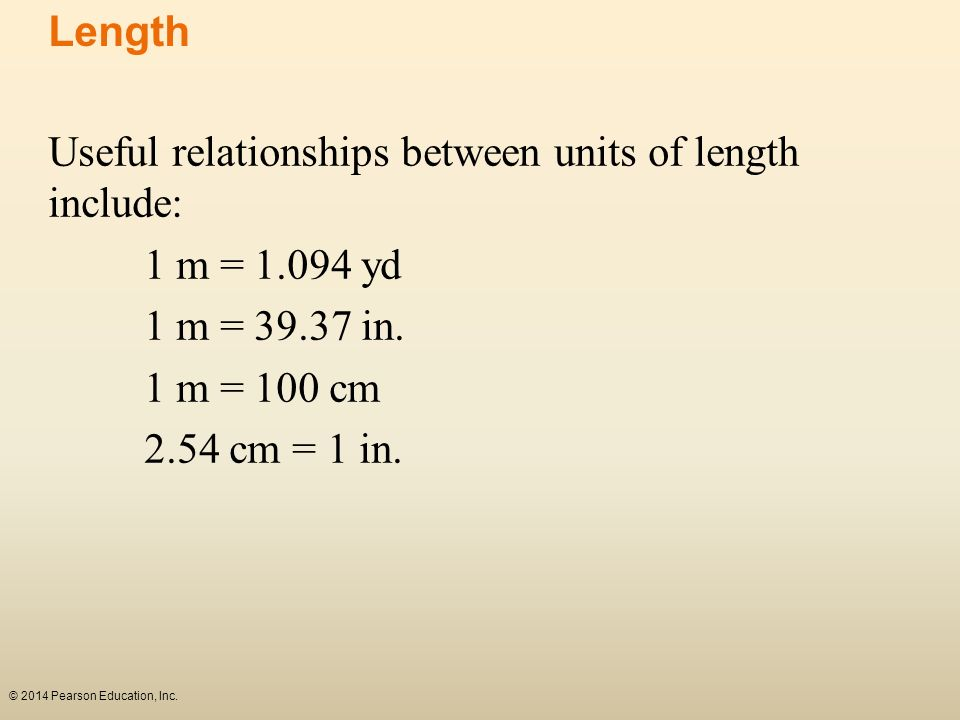 For each of the following, indicate whether the unit describes (1) length, (2) mass, or (3) volume A.