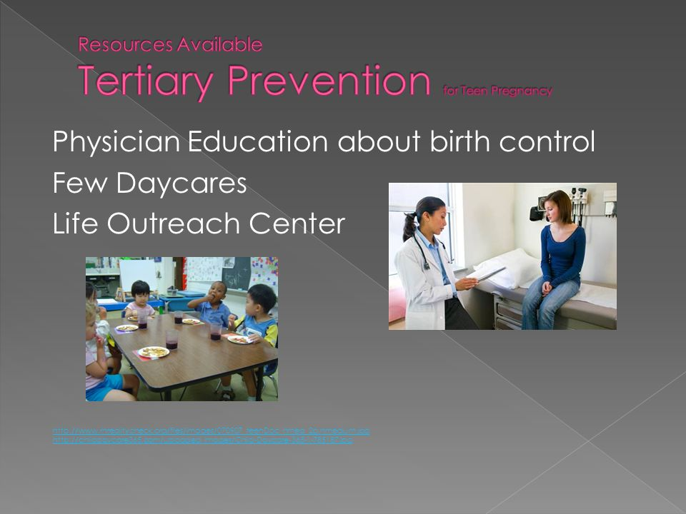 Physician Education about birth control Few Daycares Life Outreach Center http://www.rhrealitycheck.org/files/images/070907_teenDoc_hmed_2p.hmedium.jp