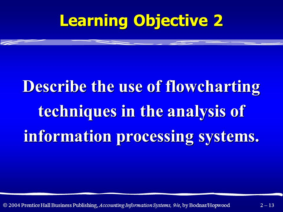 2004 Prentice Hall Business Publishing, Accounting Information Systems, 9/e, by Bodnar/Hopwood 2 – 12 Systems Implementation Systems implementation in