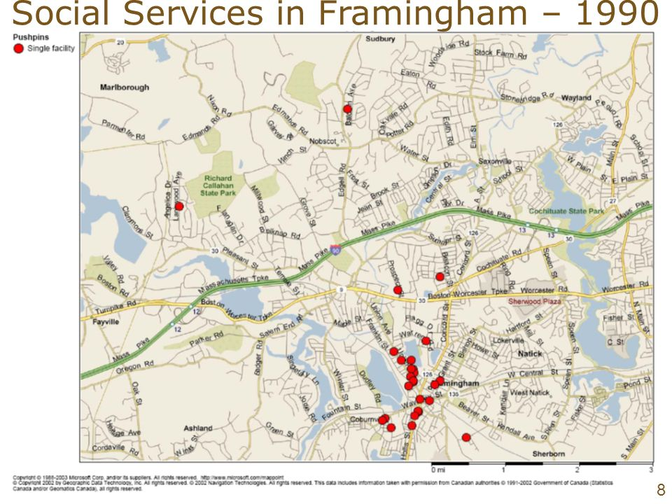 May 9, Social Services in Framingham –