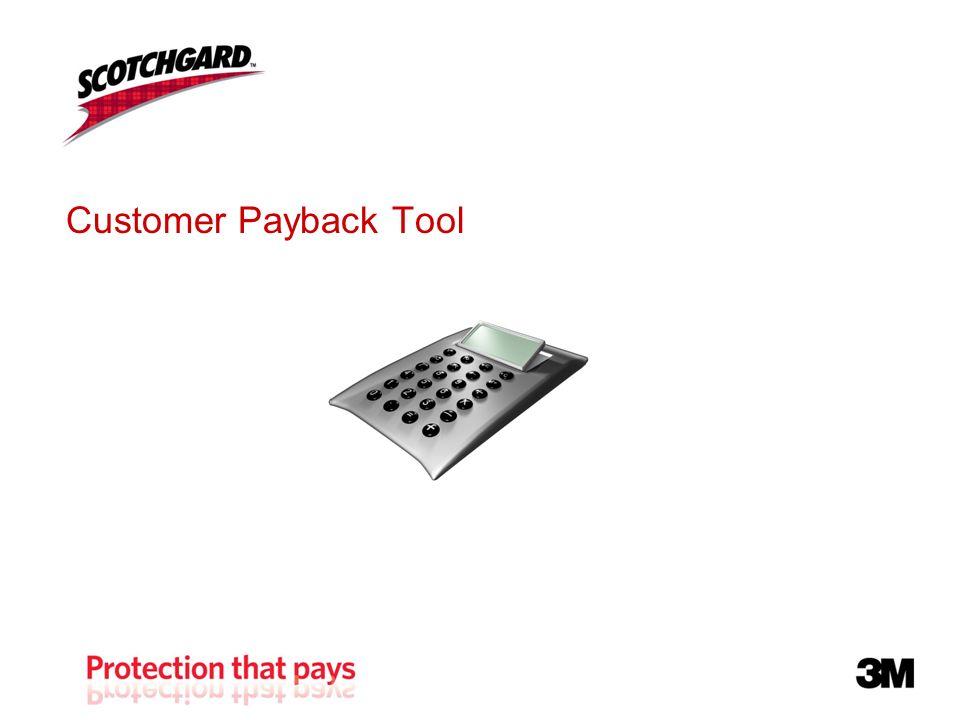 Customer Payback Tool