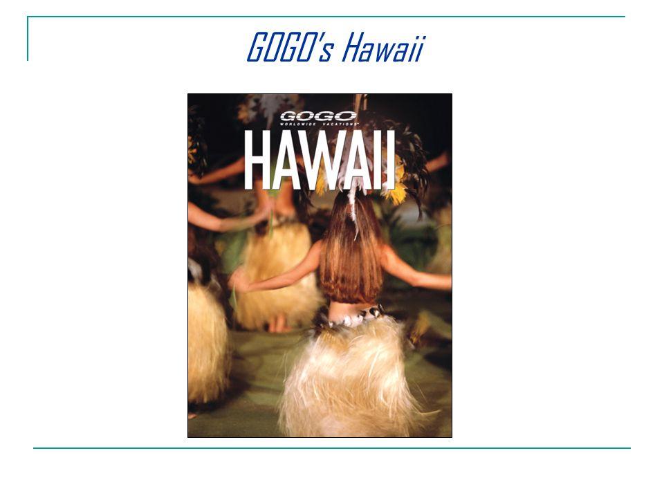 GOGOs Hawaii