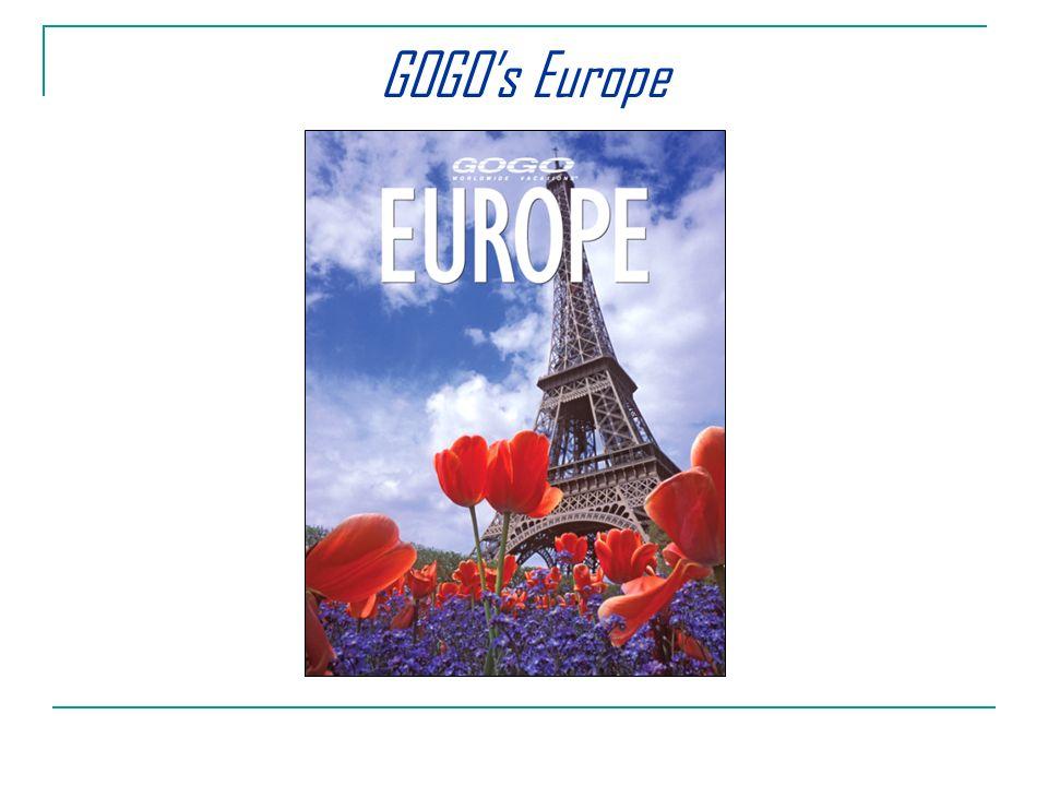 GOGOs Europe