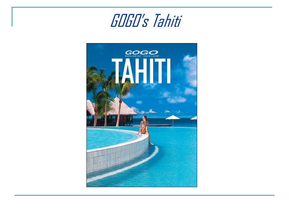 GOGOs Tahiti