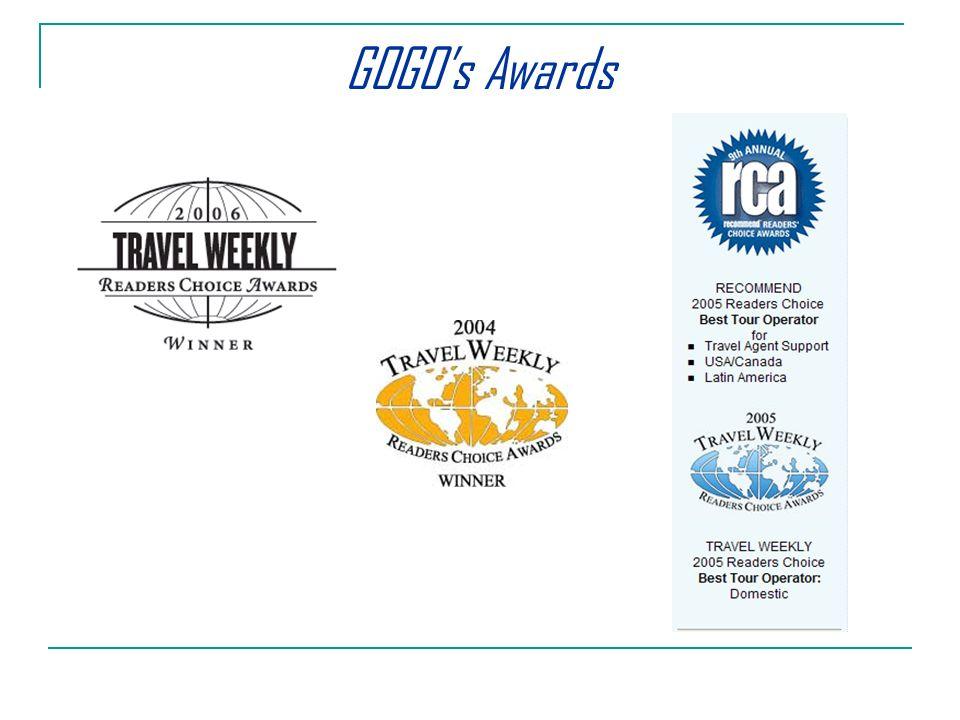 GOGOs Awards