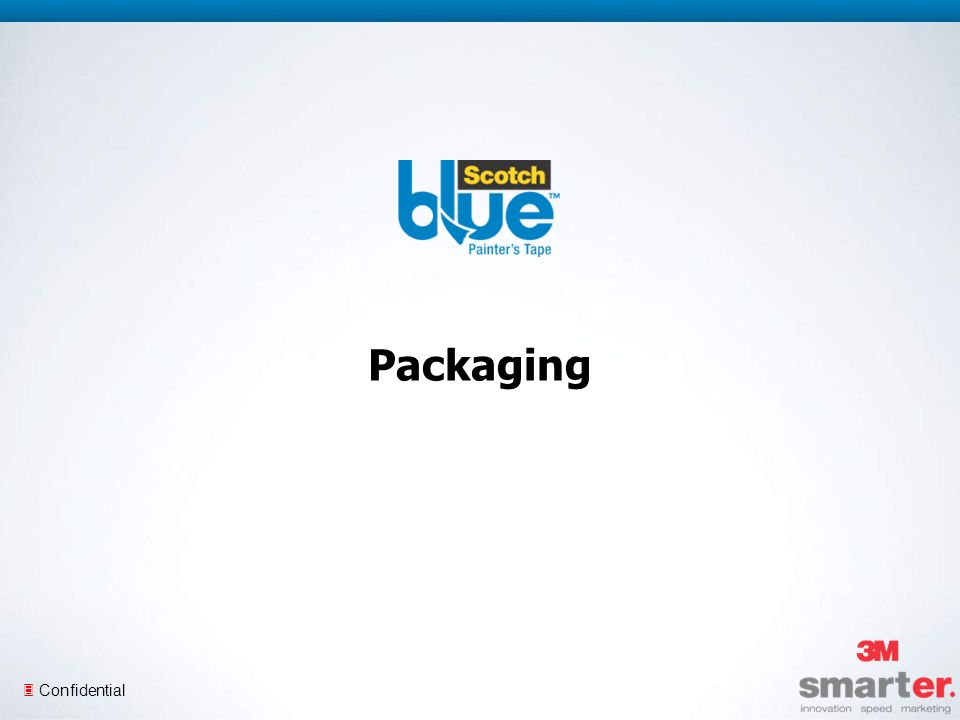 3 Confidential Packaging