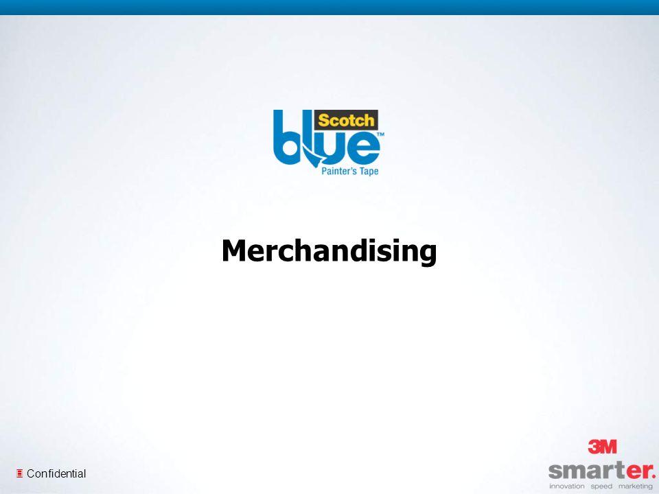 3 Confidential Merchandising