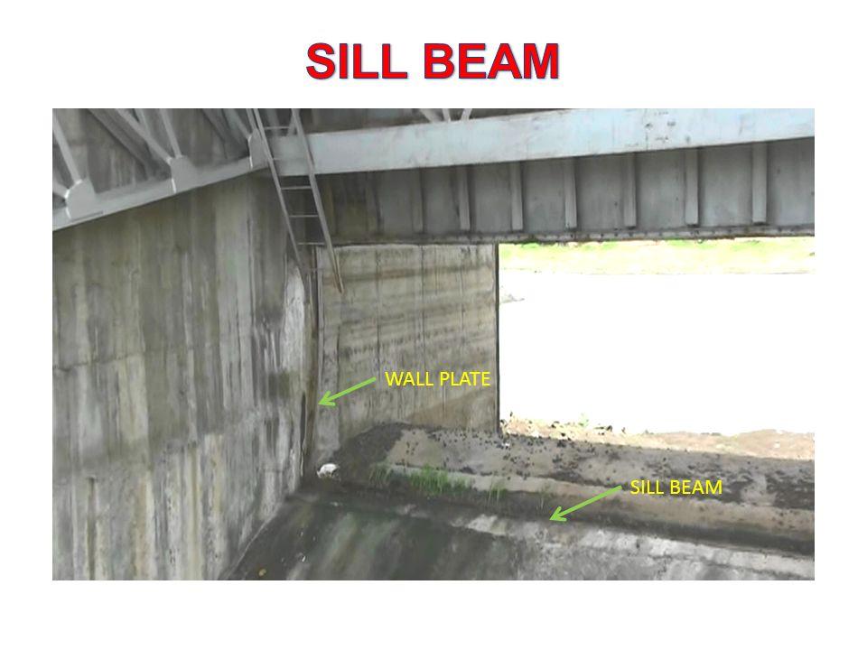 SILL BEAM WALL PLATE