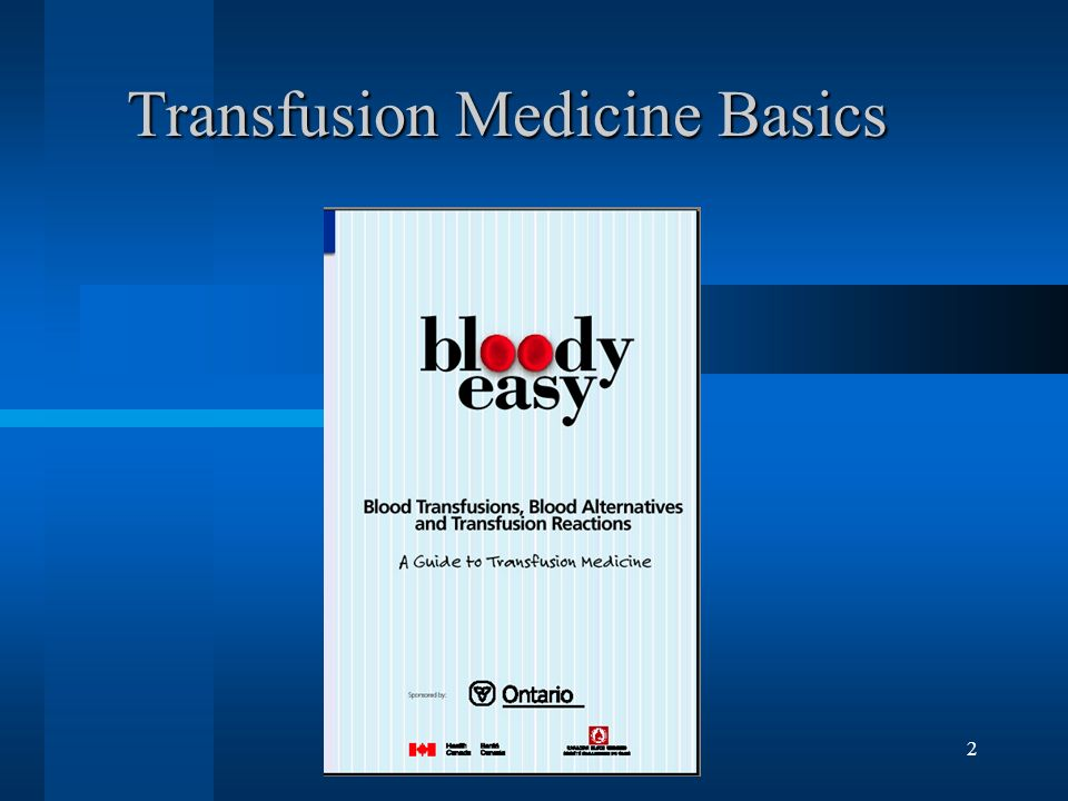 23 Transfusion and the Peri-operative Patient HgbRecommendation > 100 g/LLikely inappropriate 70-100 g/LLikely to be appropriate if there are signs or symptoms of impaired oxygen delivery < 70 g/LLikely to be appropriate.