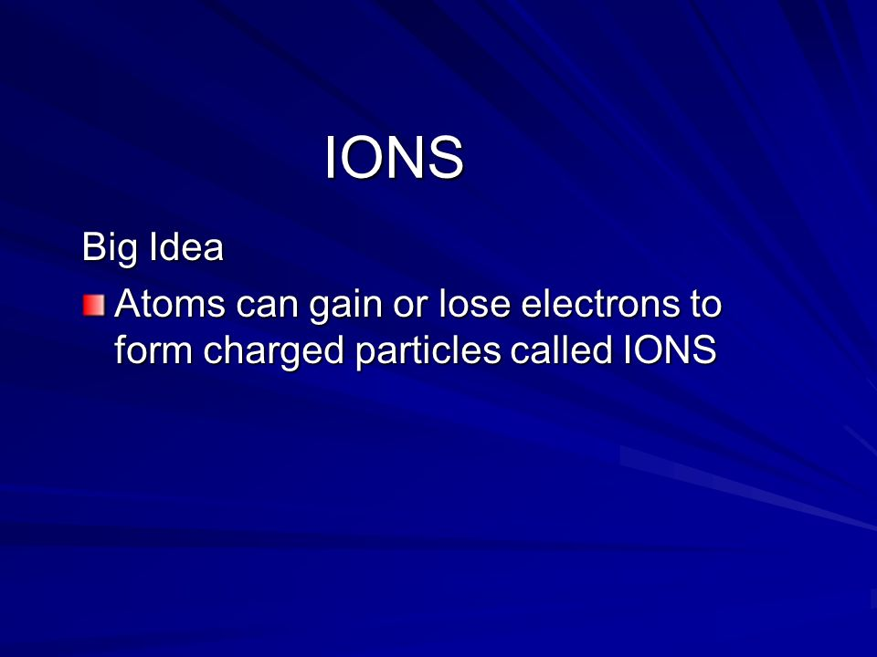 Orbitals and Energy Levels Each electron in an atom has a definite amount of energy.