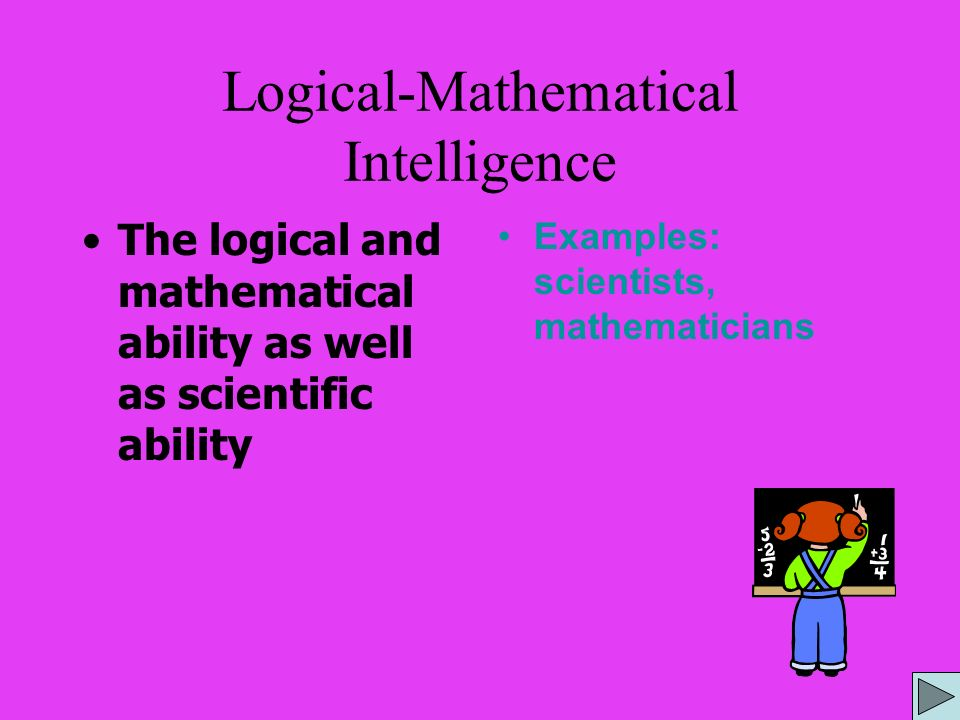 Intrapersonal Intelligence A correlative ability turned inward A capacity to form an accurate model of oneself and be able to use that model to operat