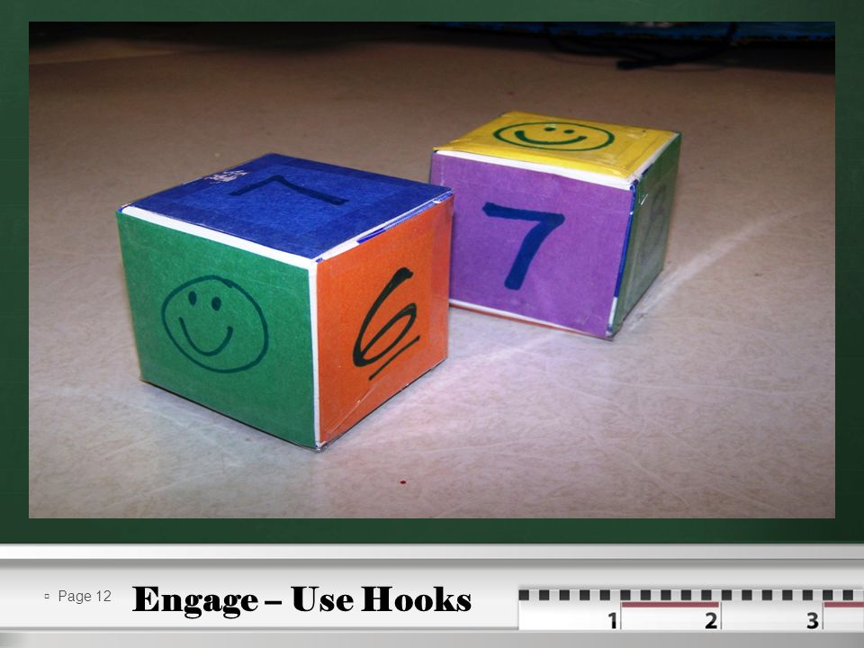 Page 12 Engage – Use Hooks