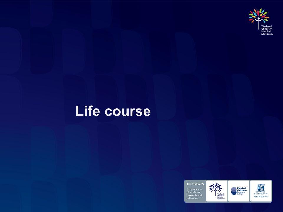Life course