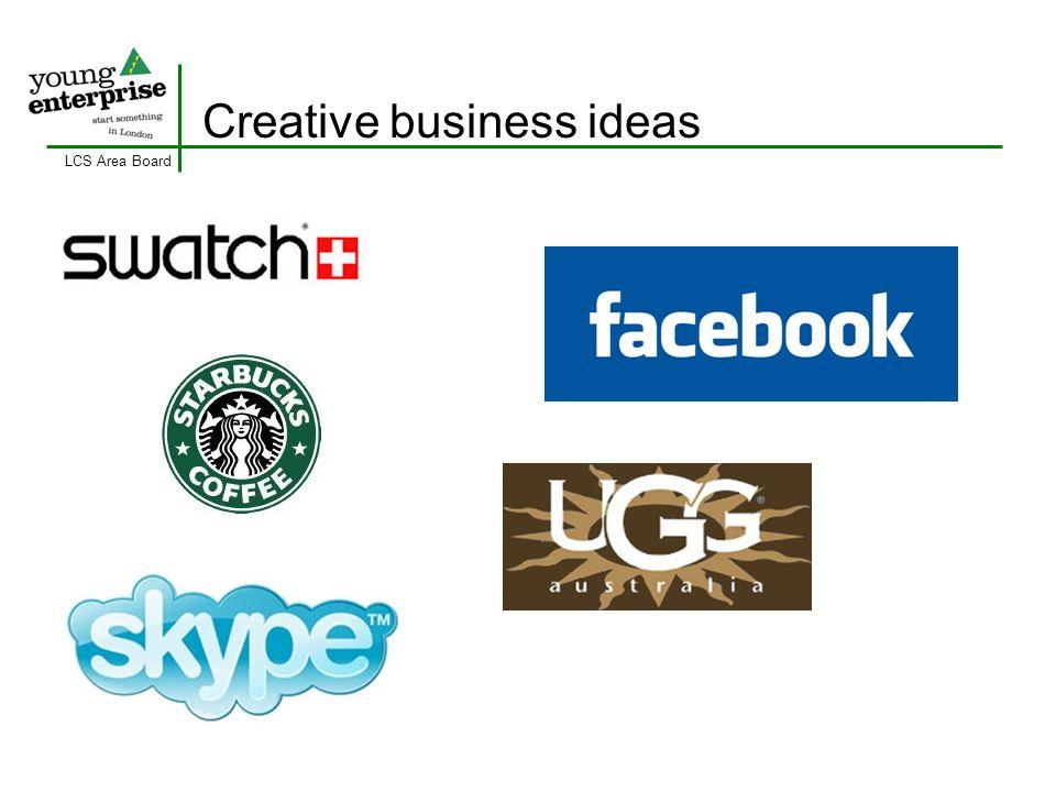 LCS Area Board Creative business ideas