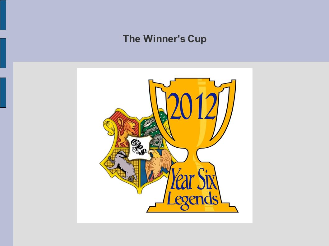 The Winner s Cup
