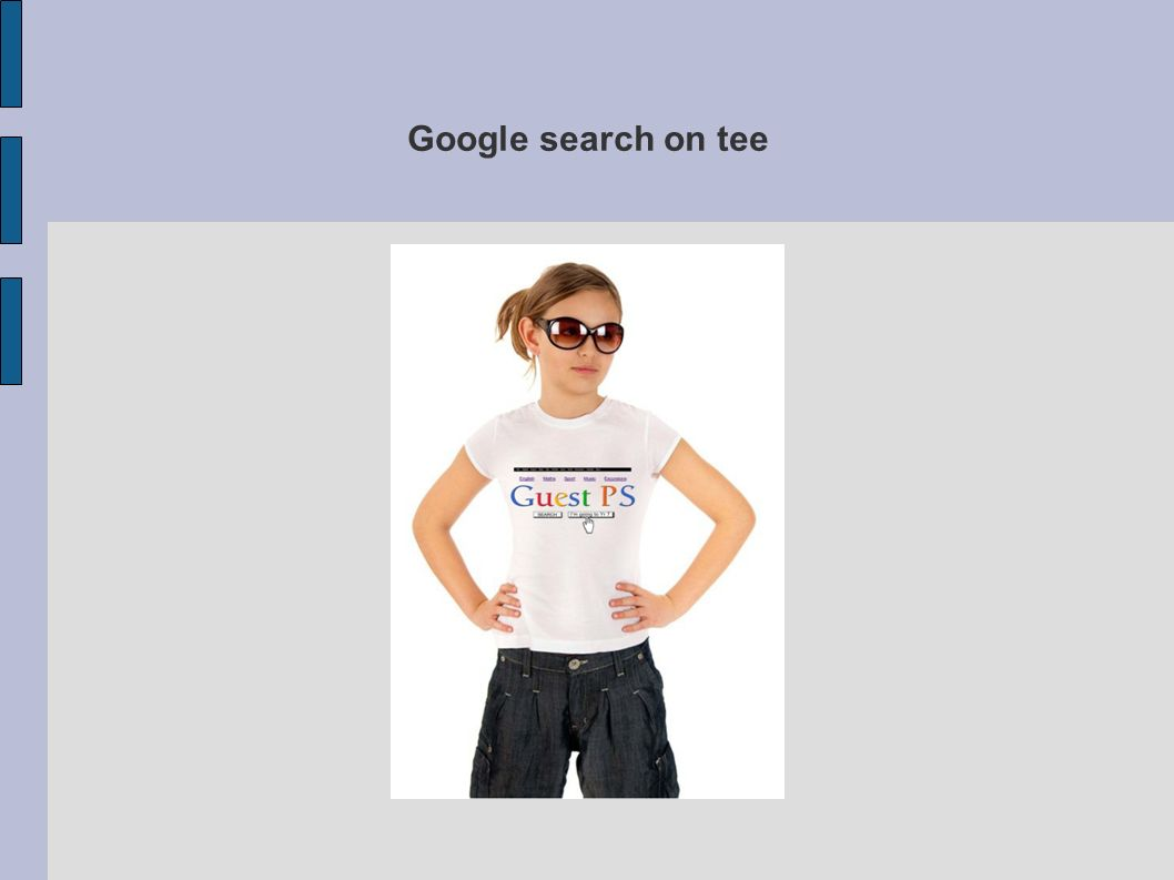 Google search on tee