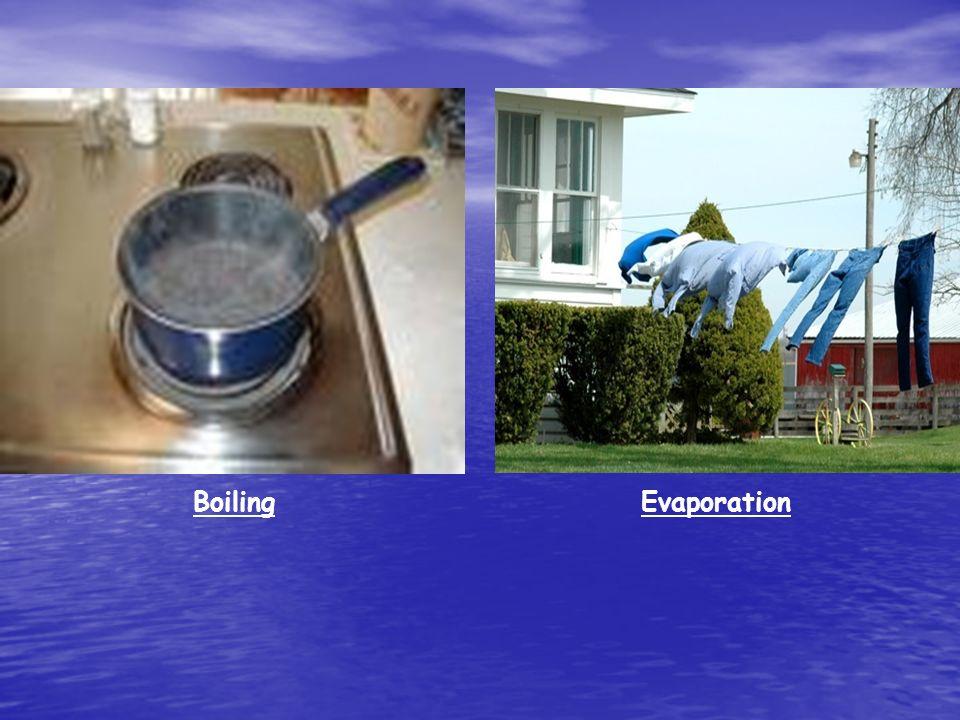 BoilingEvaporation