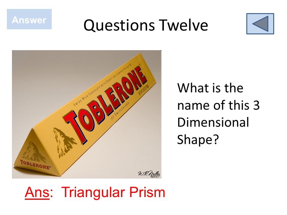 Question Eleven Answer Ans: 1.) Scalene 2.) Right-angled 3.) Isoceles 2 1 3 Correctly identify all 3 of the triangles shown