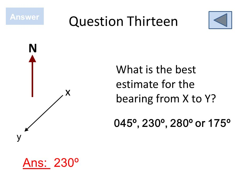 Questions Twelve Answer Ans: Triangular Prism What is the name of this 3 Dimensional Shape?