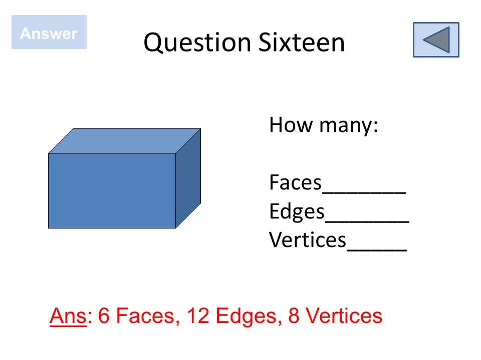 Question Fifteen Answer Ans: 258º (Sum of angles at a pt add to 360º) x 12 º What is the missing angle, x? State the angle property you used to make t